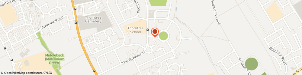 Route/map/directions to The PAT Man PAT Testing, TS3 9NL Middlesbrough, 1 Lawnswood Road
