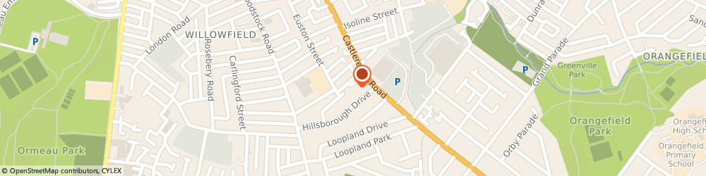 Route/map/directions to Greenlawn Garden Services, BT6 9BY Belfast, 9 Ardgowan Dr