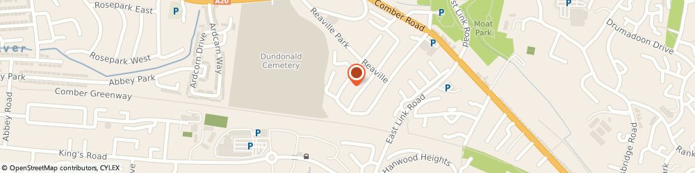 Route/map/directions to IT Solutions NI, BT16 2AT Belfast, 50 Cumberland Dr