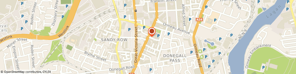 Route/map/directions to AS IT Is Consulting Ltd, BT2 7HN Belfast, 32-36 DUBLIN ROAD