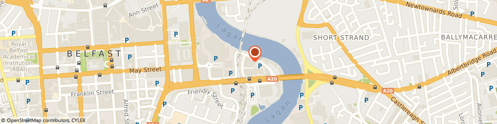 Route/map/directions to Bobs Plumbers, BT1 3LR Belfast, 31 KENLIS ST