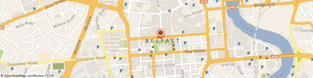Route/map/directions to Belgrave Contract Management Limited, BT1 5GB Belfast, 4TH FLOOR DONEGALL HOUSE, 7 DONEGALL SQUARE NORTH