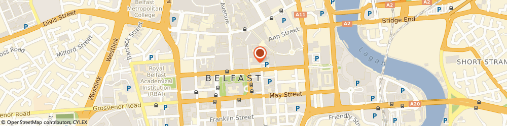 Route/map/directions to VENNETICS (UK) LIMITED, BT1 4GB Belfast, Arthur House 41 Arthur Street
