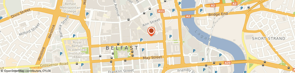 Route/map/directions to Topman, BT1 4QG Belfast, Msu2 Victoria Square
