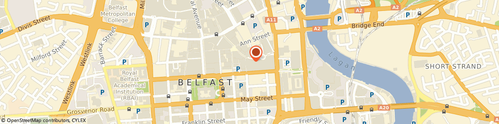 Route/map/directions to Topshop, BT1 4QG Belfast, Msu2 Victoria Square