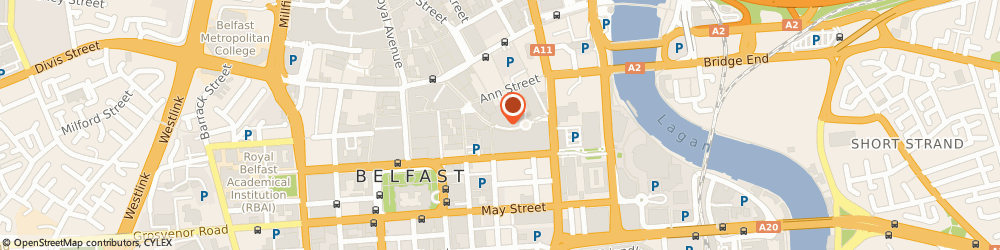 Route/map/directions to Newtons, BT1 4JW Belfast, 40 VICTORIA SQUARE
