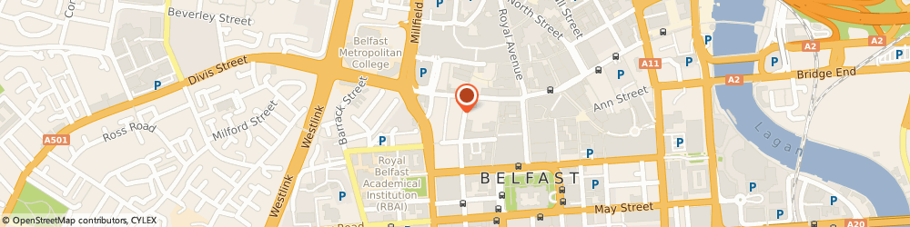Route/map/directions to Mckenna Sweeney & Mckeown, BT1 6EF Belfast, 9-15 Queen Street