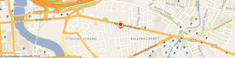 Route/map/directions to Ballymacarrett Library, BT5 4FP Belfast, 19-35 TEMPLEMORE AVENUE