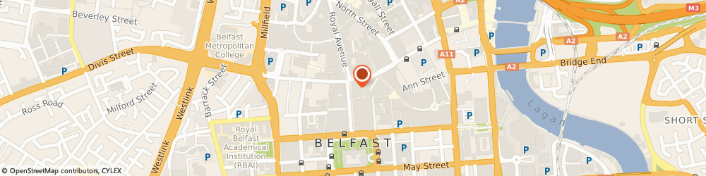 Route/map/directions to JD Sports, BT1 5BA Belfast, 14 Donegall Place
