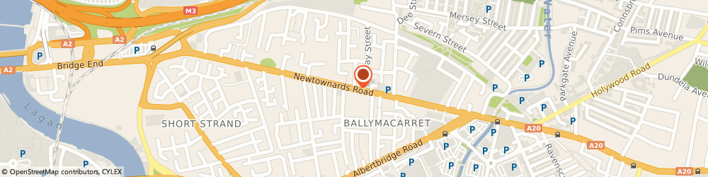 Route/map/directions to Choice Blinds & Bathroom Accessories, BT14 3EL Belfast, 449 NEWTOWNARDS ROAD