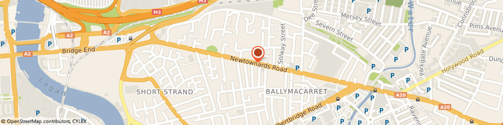 Route/map/directions to Planet Bingo, BT4 1AG Belfast, 321A, NEWTOWNARDS ROAD