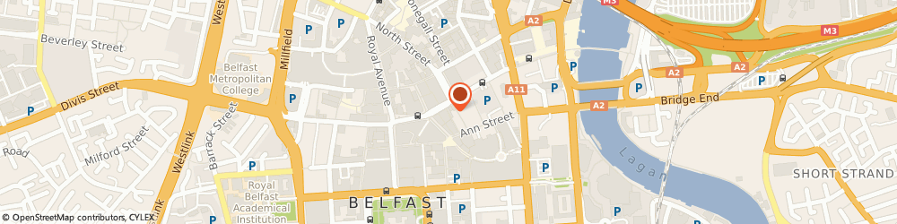 Route/map/directions to Sheridan & Leonard, BT1 2AA Belfast, 19/21 High Street