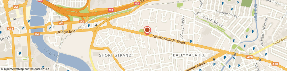 Route/map/directions to Westbourne Presbyterian Church, BT4 1AB Belfast, 149 Newtownards Rd