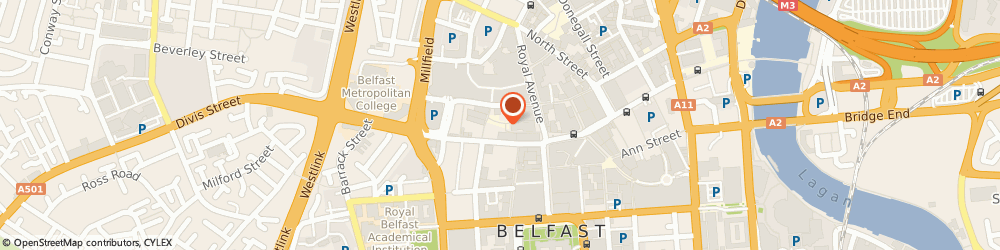 Route/map/directions to Total Cargo Services (N.i) Ltd, BT3 9JL Belfast, VICTORIA HOUSE, 28 WEST BANK ROAD