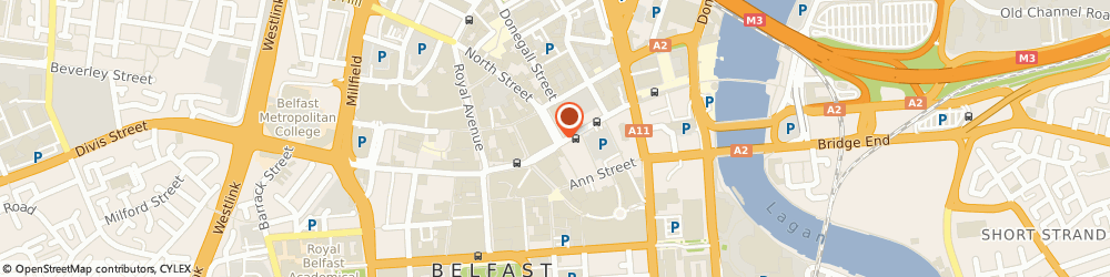 Route/map/directions to Mace, BT1 2BD Belfast, 20 HIGH STREET