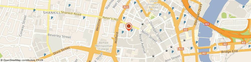 Route/map/directions to Beechill Enterprises Ltd, BT1 1FN Belfast, 7 Smithfield Square North
