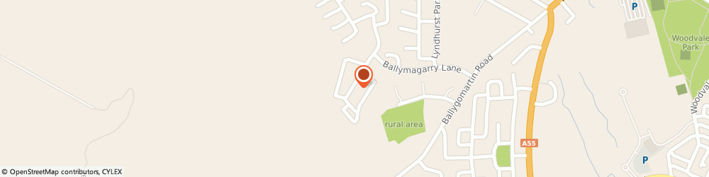 Route/map/directions to Cobb Racing Technology Ltd, BT13 3WH Belfast, 10 HEATHLODGE AVENUE