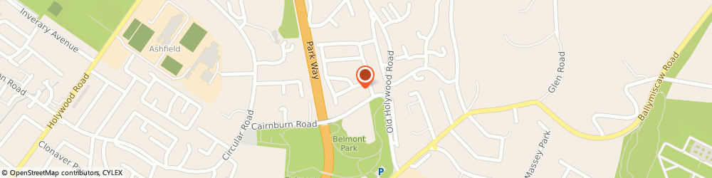 Route/map/directions to Amk Consulting Engineers Limited, BT4 2HU Belfast, 43 Cairnburn Crescent