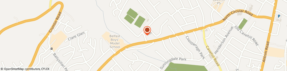 Route/map/directions to Cocoon Beauty & Day Spa, BT14 8LB Belfast, 8, KILCOOLE PARK