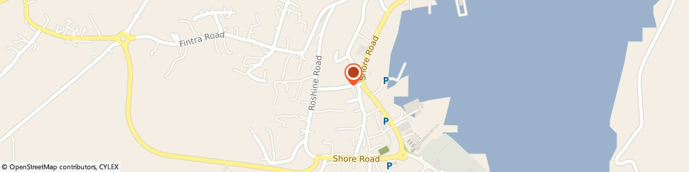 Route/map/directions to Barry Electronics Ltd,  Donegal, ST CATHERINE'S ROAD, KILLYBEGS