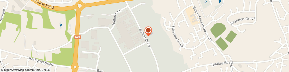 Route/map/directions to C and r Interiors, BT19 7QY Bangor, 56 Balloo Drive