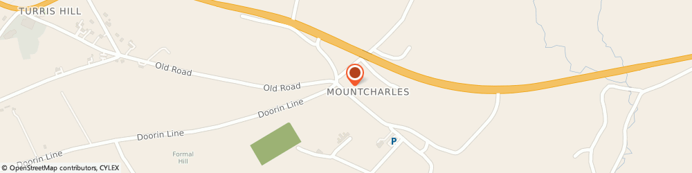 Route/map/directions to alurad Radiators,  Mountcharles, MAIN STREET