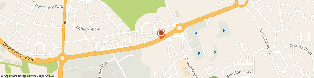 Route/map/directions to Argos Bangor, Bloomfield Centre, BT19 7HB Bangor, South Circular Road