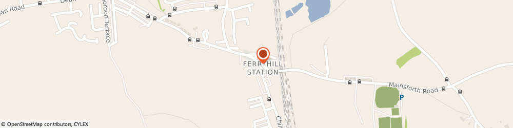 Route/map/directions to The Northern Entertainment Co., DL17 0AW Ferryhill, Eldon Terrace