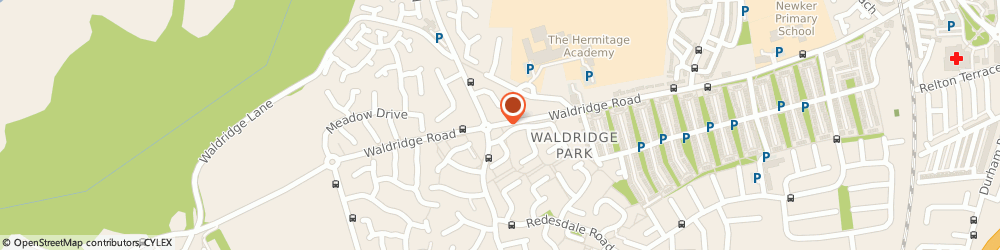 Route/map/directions to Newker Primary School, DH2 3AA Chester Le Street, Waldridge Road