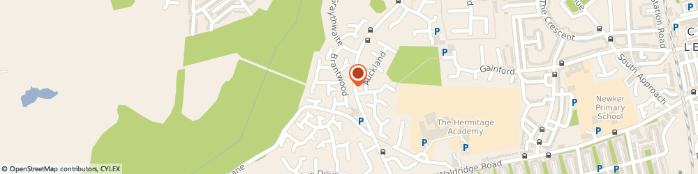 Route/map/directions to Dorn (m & E) Limited, DH2 2UJ Chester Le Street, 25 BRANTWOOD
