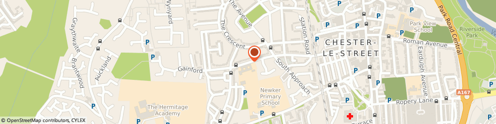 Route/map/directions to Bullion Lane Primary and Nursery School, DH2 2DP Chester Le Street, 48 Bullion Ln