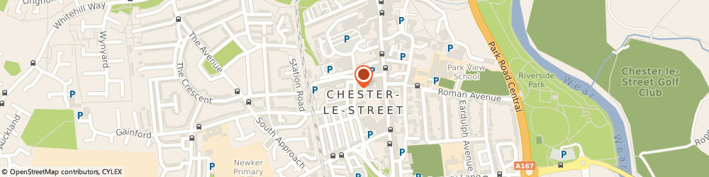 Route/map/directions to Dow Storey Ltd, DH3 3EJ Chester Le Street, Osborne Road