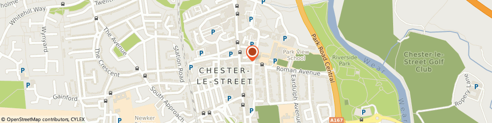 Route/map/directions to Dr Lee Histed Chester Le Street, DH3 3PX Chester Le Street, Cestria Dental Practice, 6-8 High Chare