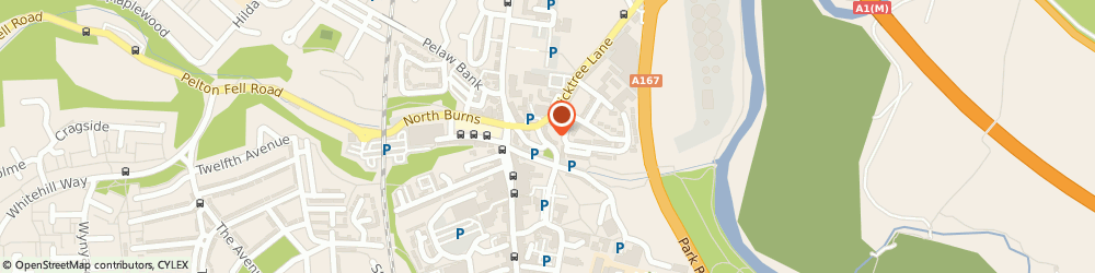 Route/map/directions to Presidio Consulting Limited, DH3 3SS Chester Le Street, 3 PICKTREE LANE