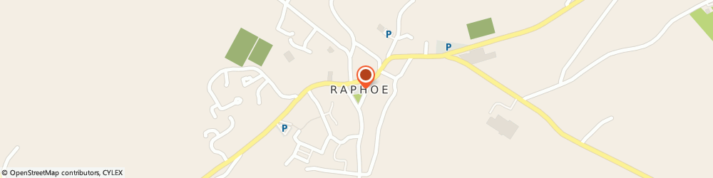 Route/map/directions to Centra - Raphoe, F93 AEW8 Raphoe, The Diamond