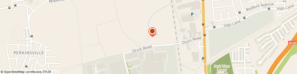 Route/map/directions to Pelaw Grange Greyhound Stadium, DH3 2AF Chester Le Street, Drum Rd