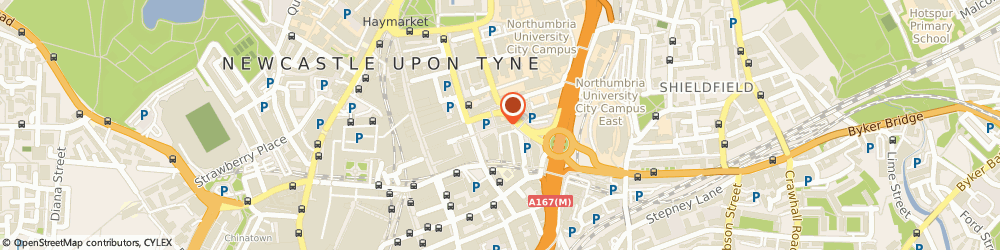 Route/map/directions to Cunningham Lindsey, NE1 6SU Newcastle Upon Tyne, 2ND FLOOR, HADRIAN HOUSE, HIGHAM PLACE