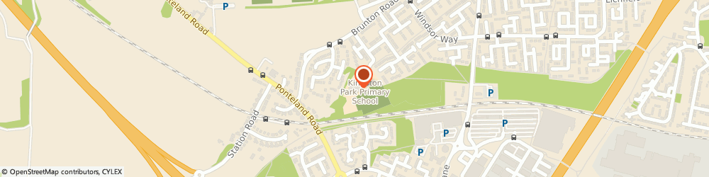 Route/map/directions to PERSONALISED BADGES, NE3 2EF Newcastle Upon Tyne, 47 Marlborough Court Kingston Park