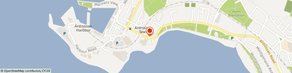 Route/map/directions to Casa Construction Ltd, KA22 8DQ Ardrossan, 91 Princes Street
