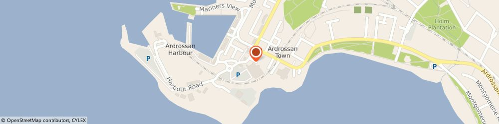 Route/map/directions to Waterworks, KA22 8BS Ardrossan, 29b Harbour Street