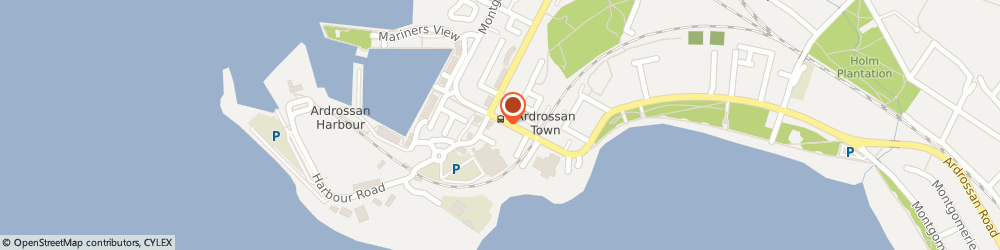 Route/map/directions to Nhs Ayrshire & Arran, KA22 8DF Ardrossan, 52 Princes Street