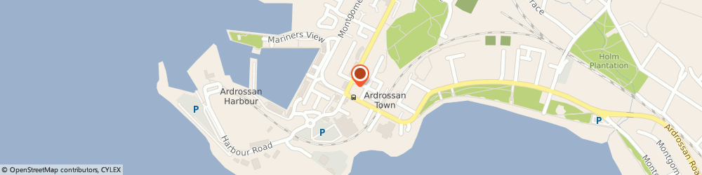 Route/map/directions to Wavelength, KA22 8EL Ardrossan, 8 GLASGOW STREET