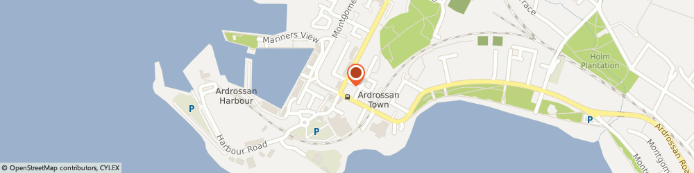 Route/map/directions to Charlies Bar, KA22 8EL Ardrossan, 18 GLASGOW STREET