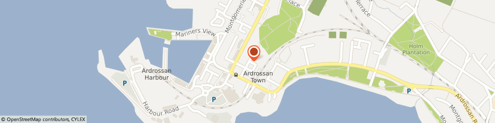 Route/map/directions to Breen Roofing, KA22 8HE Ardrossan, 6 HILL STREET