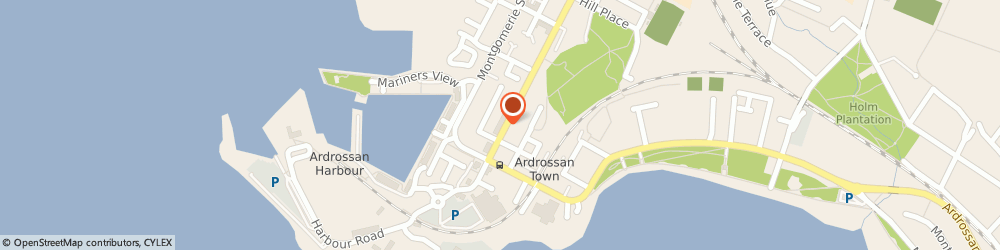 Route/map/directions to Nisa Local - Ardrossan, KA22 8EP Ardrossan, 39 Glasgow St