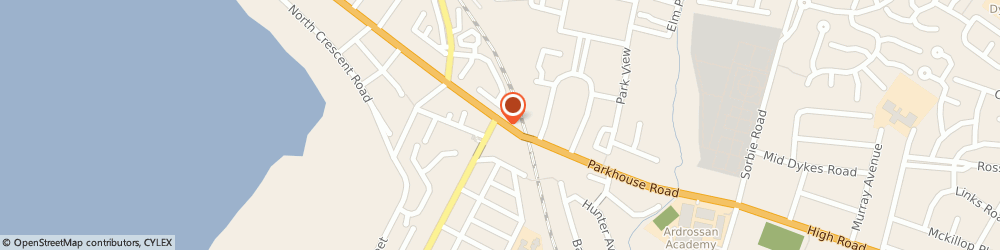Route/map/directions to Ardrossan Finance Limited, KA22 8JX Ardrossan, 234 GLASGOW STREET