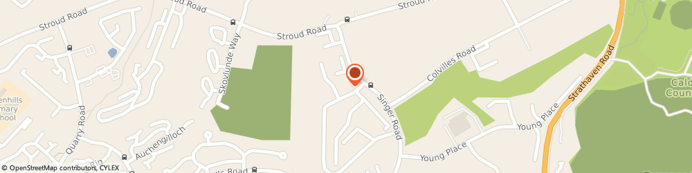 Route/map/directions to Spds Ltd, G75 0XS Glasgow, 20 Singer Road