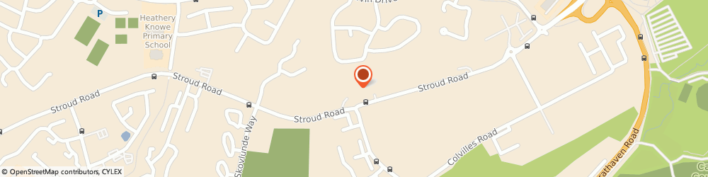 Route/map/directions to Biovorm Ltd, G75 0YA East Kilbride, 14 Stroud Rd