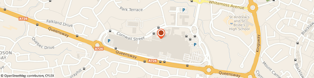 Route/map/directions to Energie Fitness For Women, G74 1LS Glasgow, 2 RIGHEAD GATE