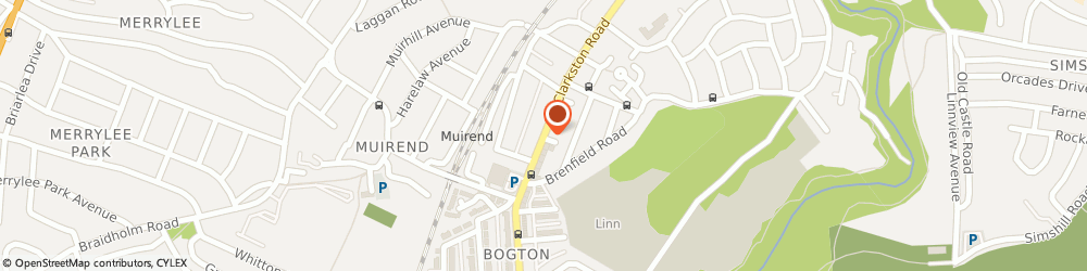 Route/map/directions to Murray House Uk Ltd, G44 3JL Glasgow, 370 CLARKSTON ROAD, MUIREND